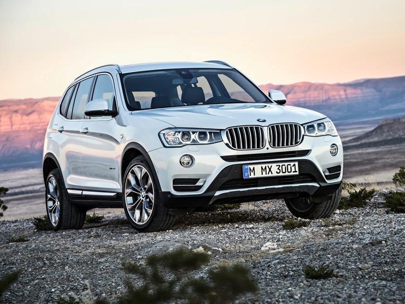 Новая BMW Х3