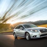 Новая Subaru Legacy