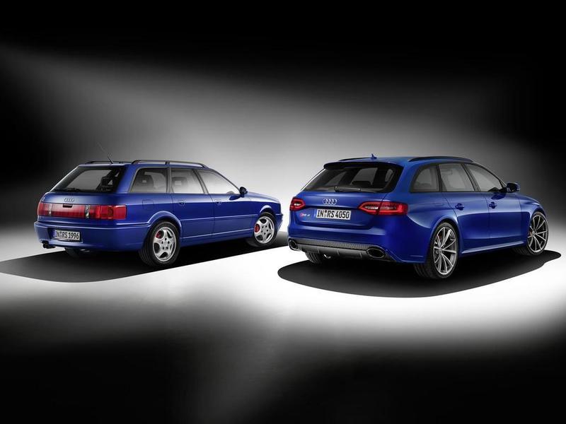 Специальная версия Audi RS4 Avant