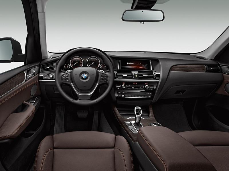 Фото Новая BMW Х3