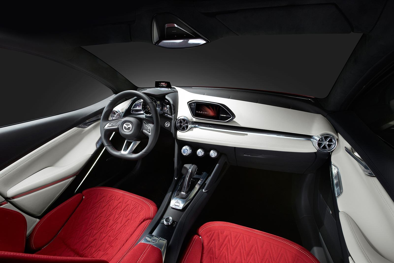 Новая Mazda Hazumi