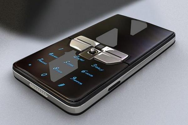 Телефоны с красивым дизайном
