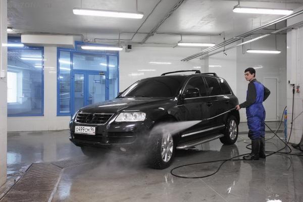 Профессиональное оборудование для автомойки