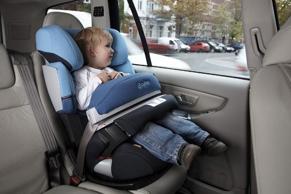 Автокресло 2-3 группы ROMER KIDFIX XP – безопасность для детишек счастье для родителей!