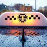 Такси из Новосибирска в Томск