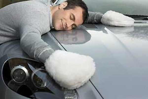 Правила ухода за машиной в зимнее время года