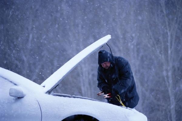 Как запустить двигатель в мороз