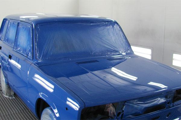 Где недорого и качественно покрасить авто?