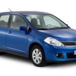 Тест-драйв Nissan Tiida