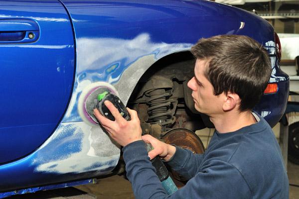 Как проводится кузовной ремонт автомобиля?