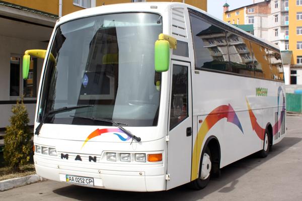 Где арендовать автобус?