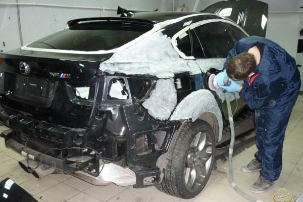 Когда необходим кузовной ремонт?
