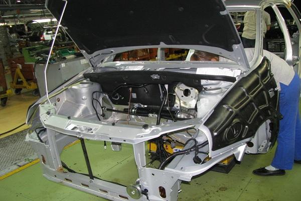 Все о кузовном ремонте