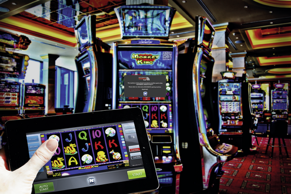 Игровой автомат – один из вариантов психологической разгрузки