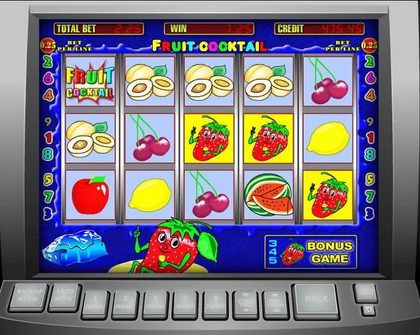 Эволюция игровых автоматов