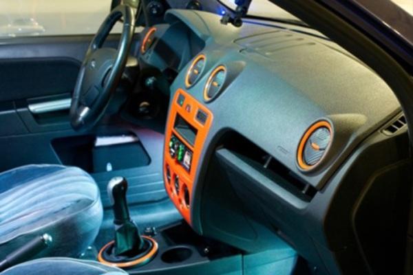 Тюнинг форд фьюжн 1.4 своими руками