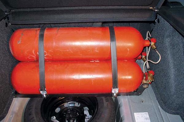 Газовое оборудование для авто