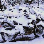 Храним мотоцикл вне сезона