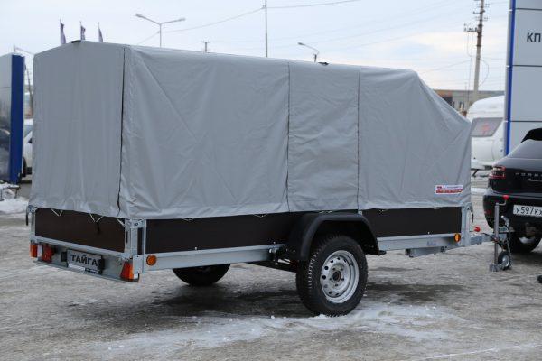 Прицепы для перевозки грузов: назначение и строение