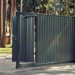 Автоматические ворота по ценам от производителя в Саратове